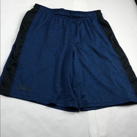 Under Armour Other - Under Armour Blue Athletic Shorts Like New